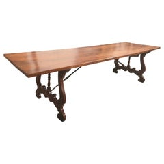 Italian 19th Century Dining Table