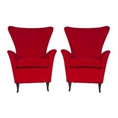 Italian 50s Armchairs