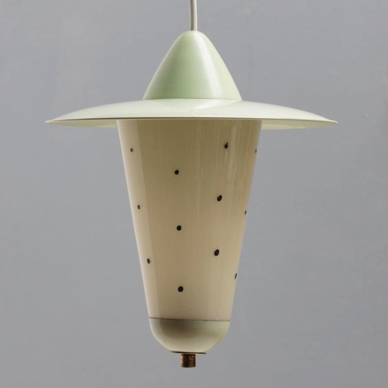 Lacquered Italian Acorn Lantern
