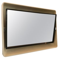 Italian Adjustable Lighted Mirror