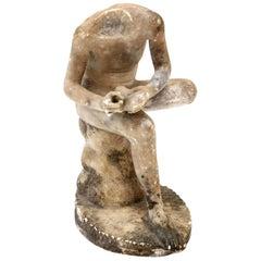 Italian Alabaster Sculpture