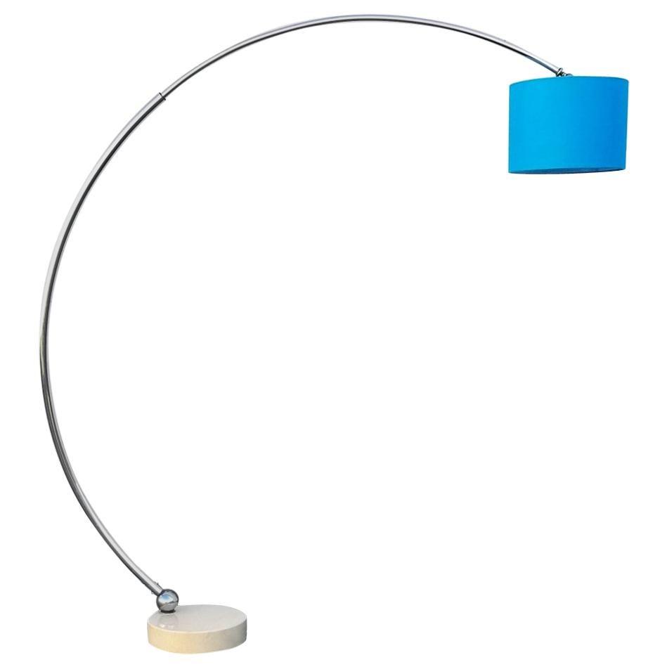 Italian Arc Floor Lamp by Goffredo Reggiani
