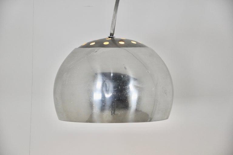 Italian Arco Floor Lamp by Achille Castiglioni & Pier Giacomo for Flos, 1960s For Sale 6