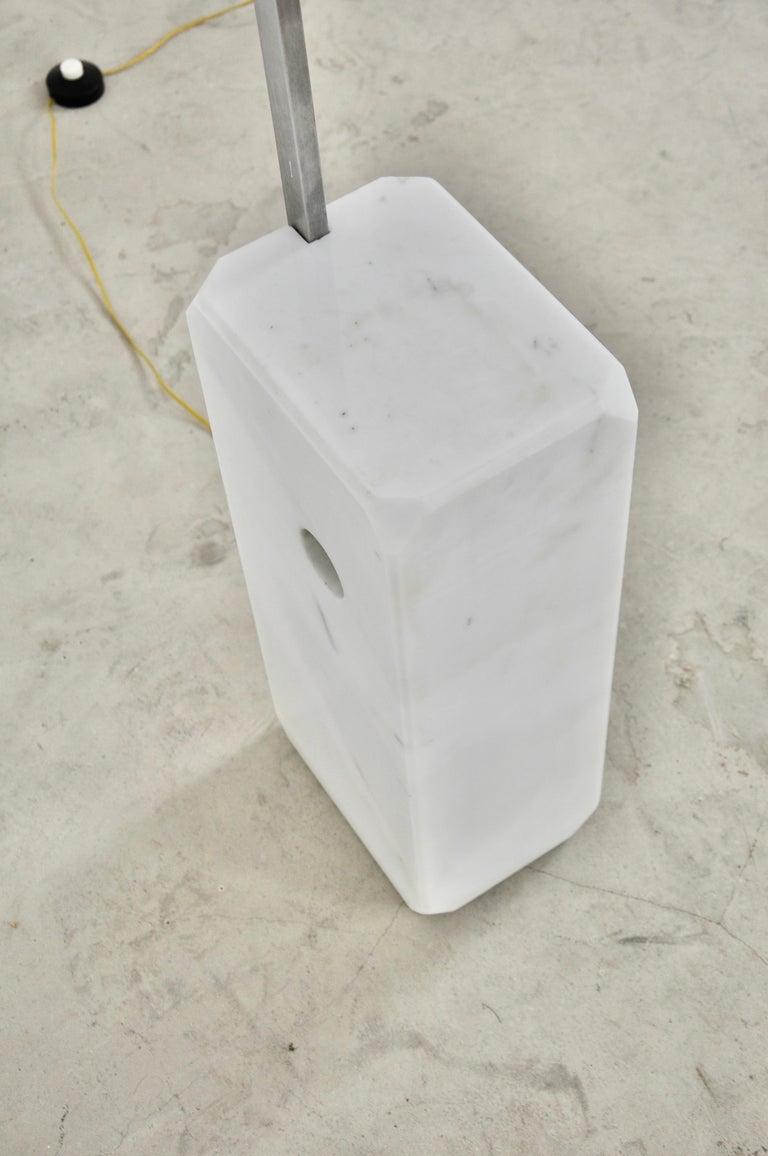 Italian Arco Floor Lamp by Achille Castiglioni & Pier Giacomo for Flos, 1960s For Sale 2