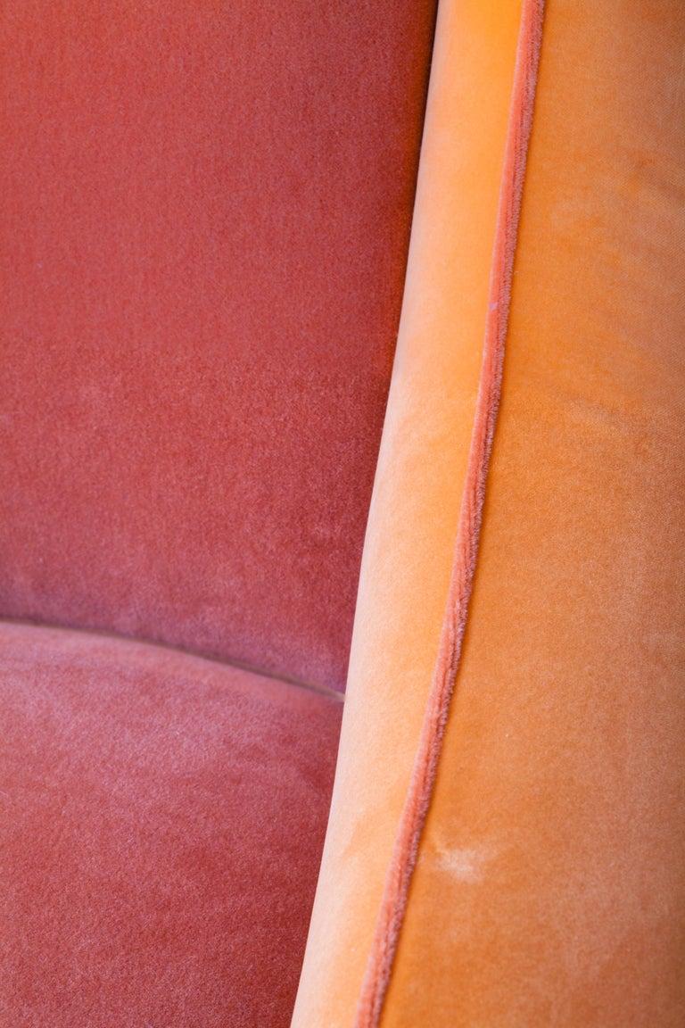 Italian Armchairs Attributed to Carlo di Carli For Sale 1