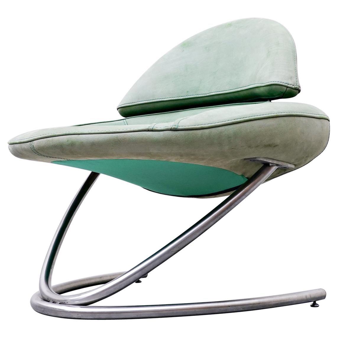 Italian Armchair, 1980s