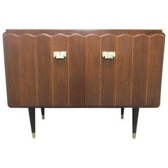 Italian Art Deco Cabinet Style of Paolo Buffa