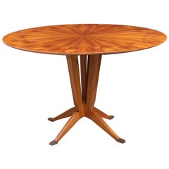 Italian Art Deco Center Table
