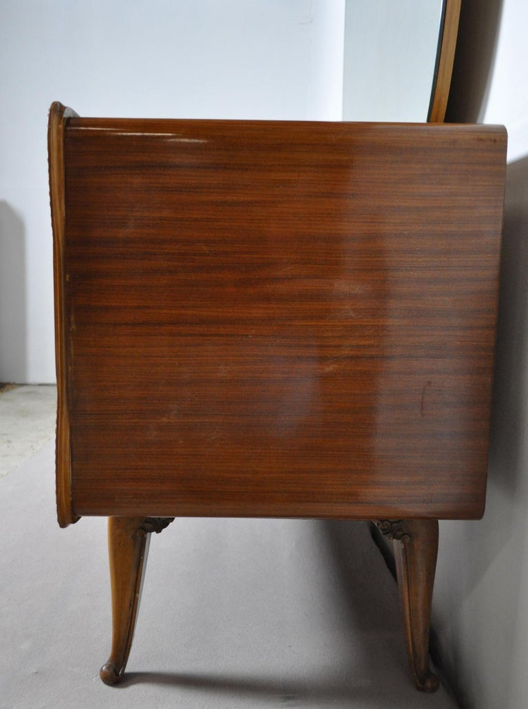 Italian Art Deco Chest of Drawers, 1930s For Sale 2