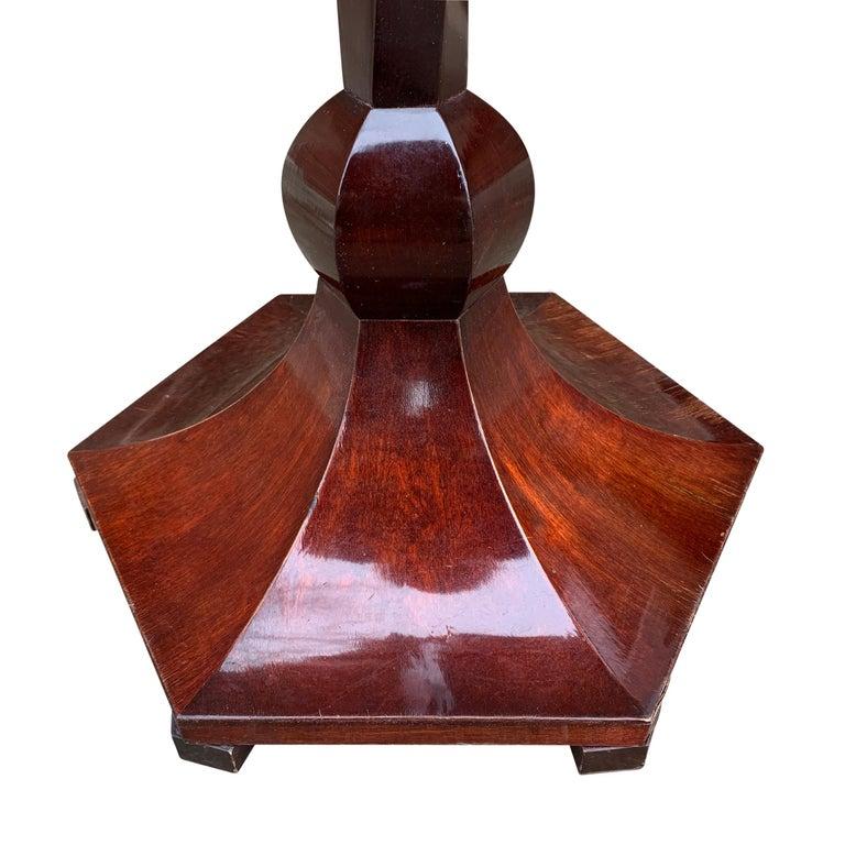 Italian Art Deco Floor Lamp For Sale 2