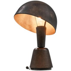 Italian Art Deco Table Lamp by Magilux