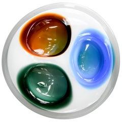 Italian Art Glass Sculpture
