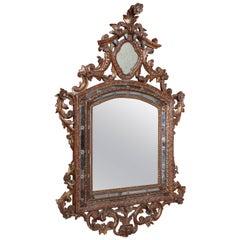 Italian Baroque Mirror