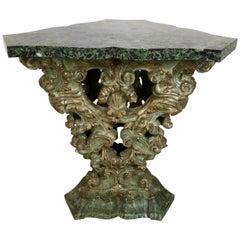 Italian Baroque Style Center Table