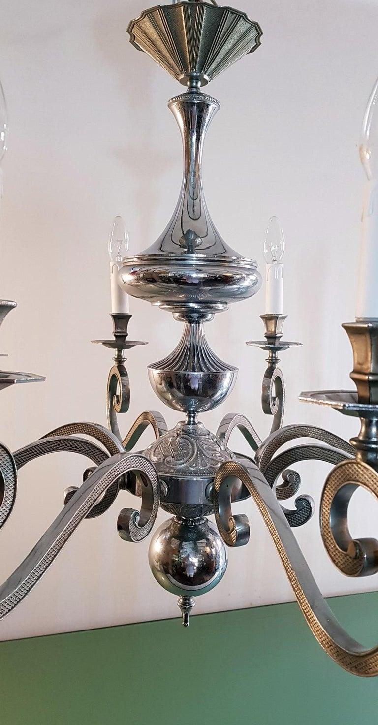 Italian Baroque Style Chandelier 1