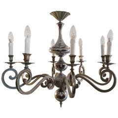 Italian Baroque Style Chandelier