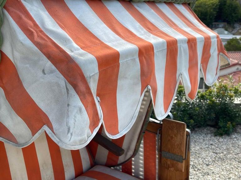 Italian Beach Cabana, circa 1920 For Sale 11