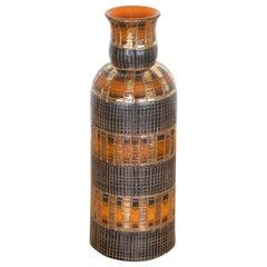 Italian Bottle Vase by Bitossi