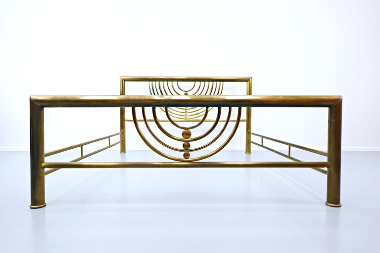 Italian Brass Bed For Sale 3
