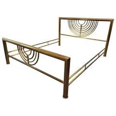 Italian Brass Bed