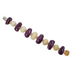 Contemporary Modern Bracelets