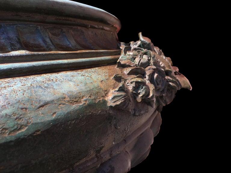 Italian Bronze Fountain For Sale 6
