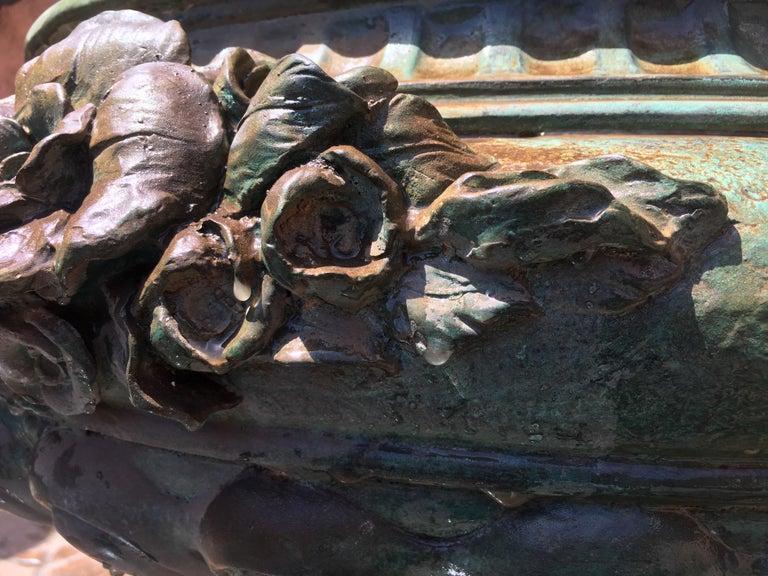 Italian Bronze Fountain For Sale 1