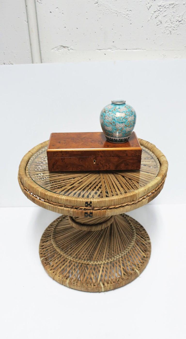 Italian Burl Wood Jewelry Box For Sale 4