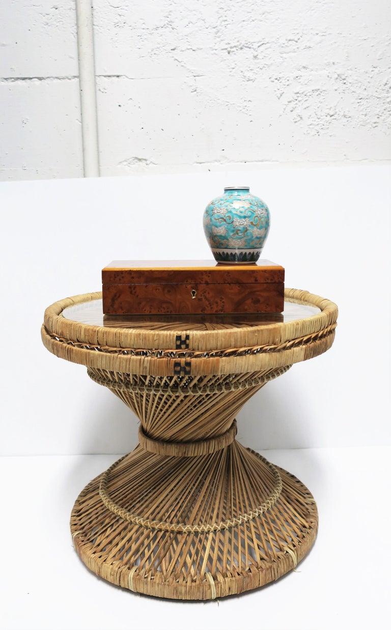 Italian Burl Wood Jewelry Box For Sale 3