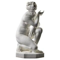 Uffizi Crouching Venus