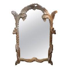 Hollywood Regency Floor Mirrors and Full-Length Mirrors