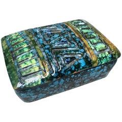 Italian Ceramic Box