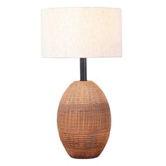 Italian Ceramic Table Lamp by Raymor