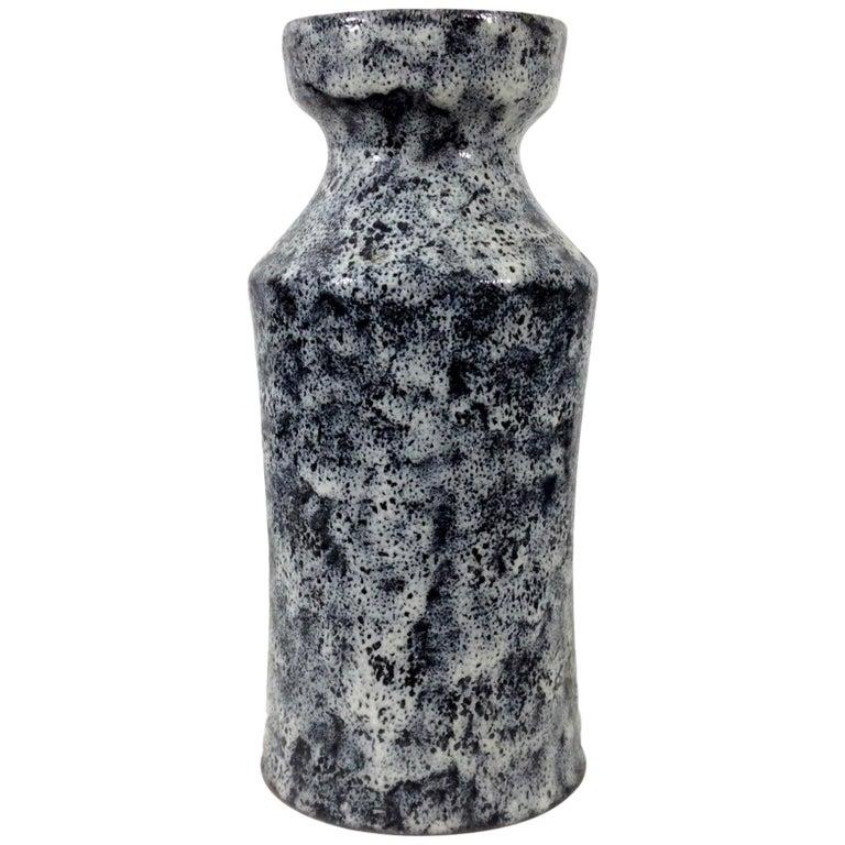 Italian Ceramic Vase by Raymor For Sale