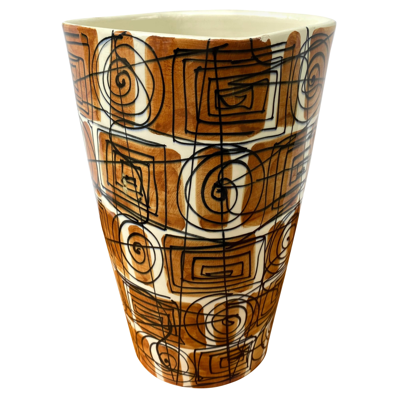 Italian Ceramic Vase for Raymor
