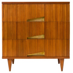Italian Chest of Drawers in the Style of Gio Ponti