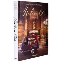 """Italian Chic"" Book"