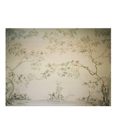 Italian Chinoiserie Wallpaper