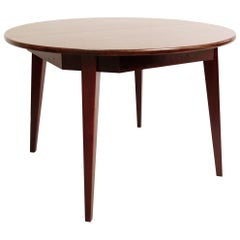 Italian Circular Extendable Dining Table