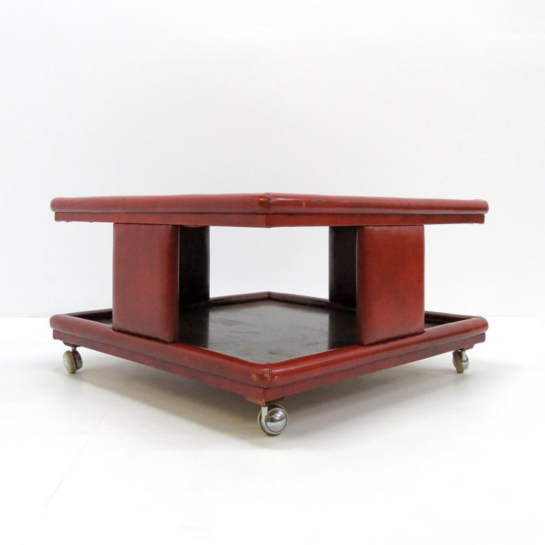 Late 20th Century Italian Coffee Table, 1970 For Sale