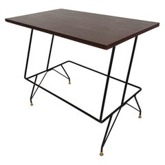 Italian Coffee Table from Mobili Pizzetti, 1950s