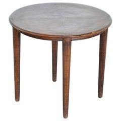 Italian Coffee Table in Wood 50's
