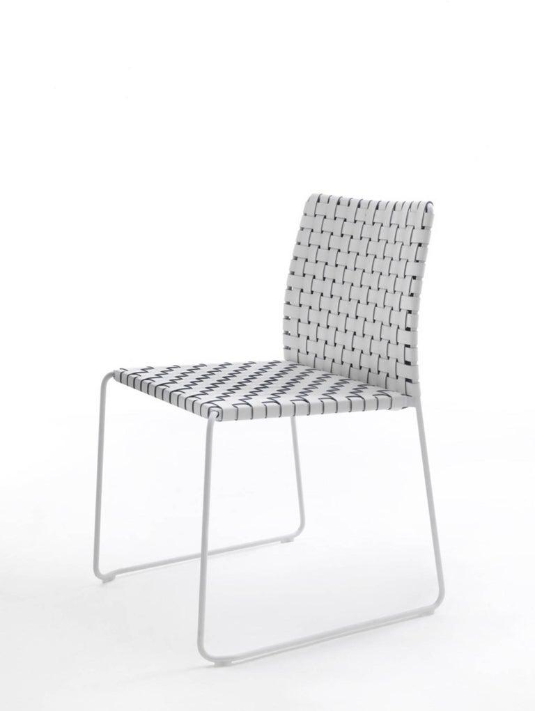 modern leather bar stools. Italian Modern Bar Stool, Woven Leather, Italy For Sale 2 Leather Stools