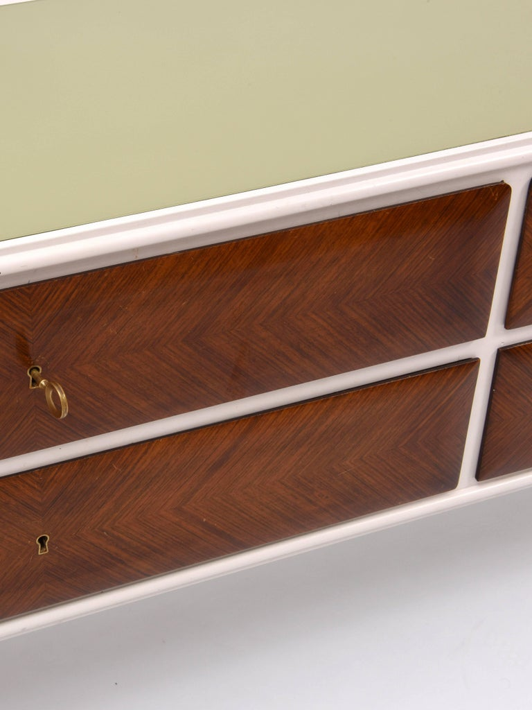 Mid-20th Century Italian Credenza Sideboard For Sale
