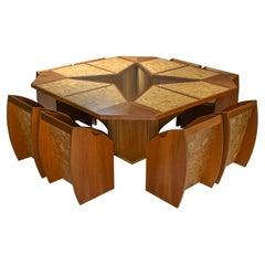 Italian Design Architectural Dining Set