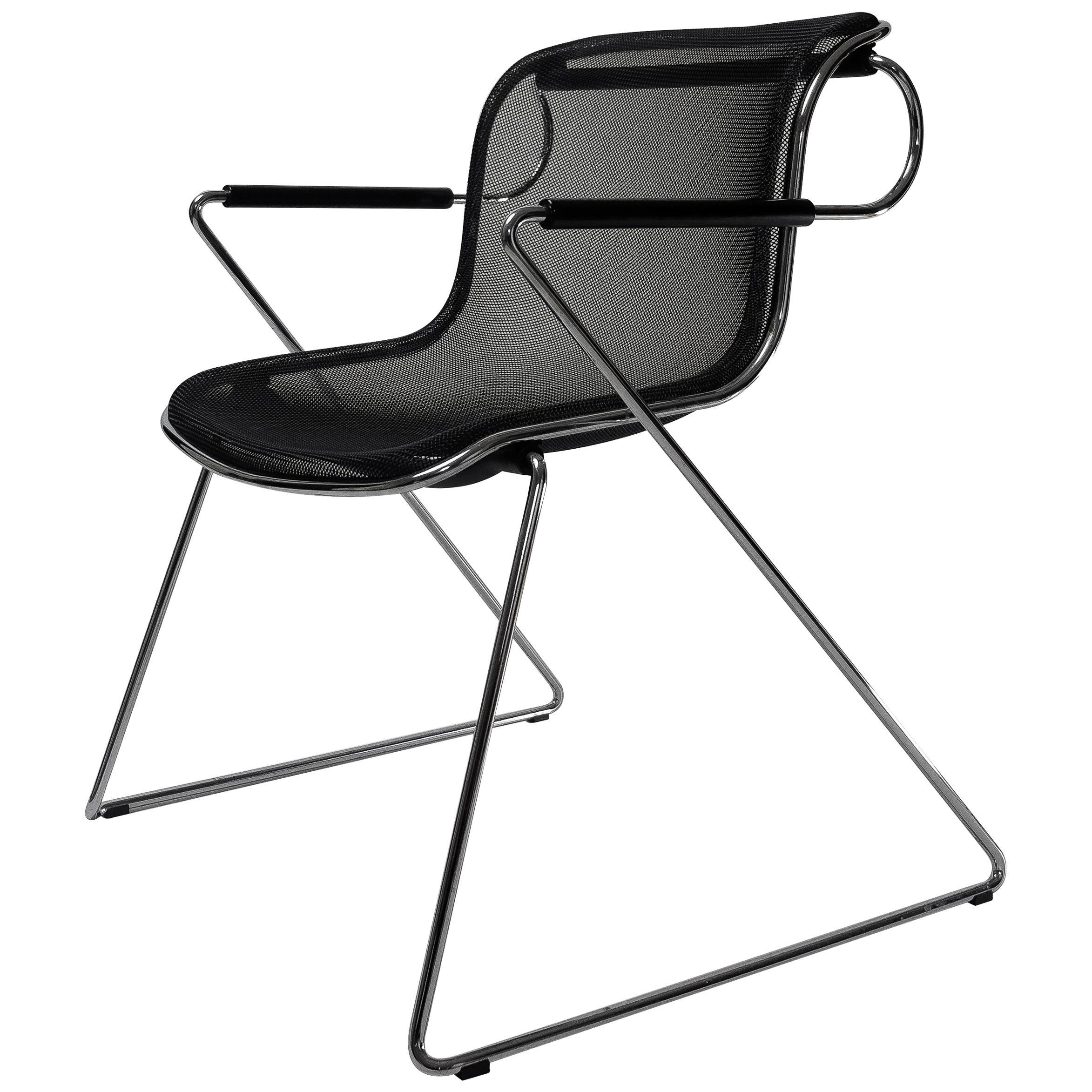 Italian Design Classic Pollock Penelope Chairs, by Castelli