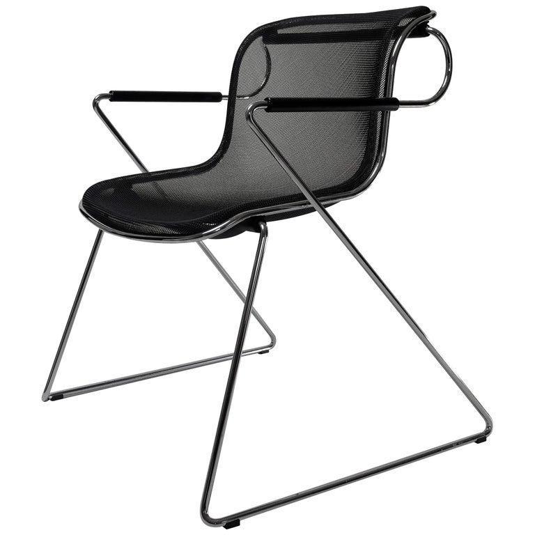 Italian Design Classic Pollock Penelope Chairs, by Castelli For Sale