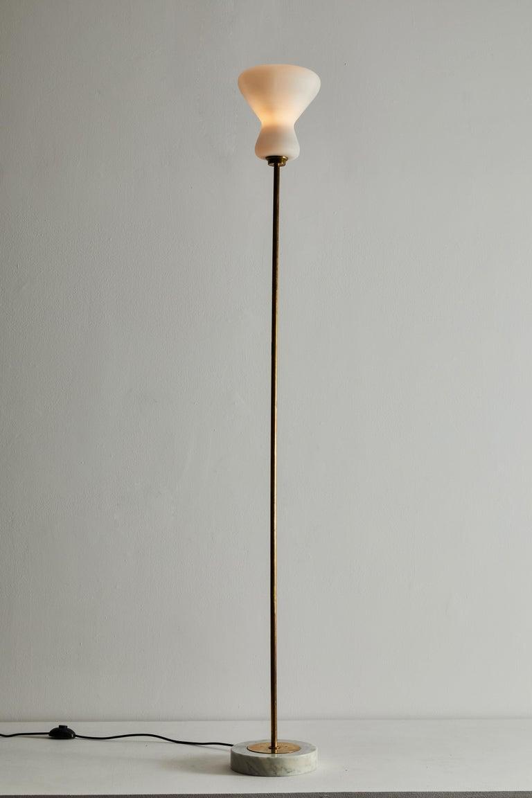 Mid-20th Century Italian Design Floor Lamp For Sale