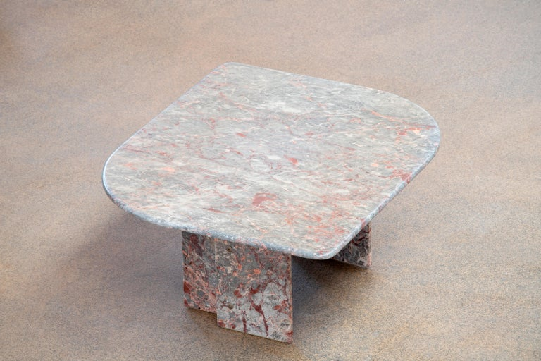 Italian Design Marble Coffee Table, 1970 In Good Condition For Sale In Wiesbaden, DE