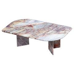 Italian design Marble Coffee Table 1970